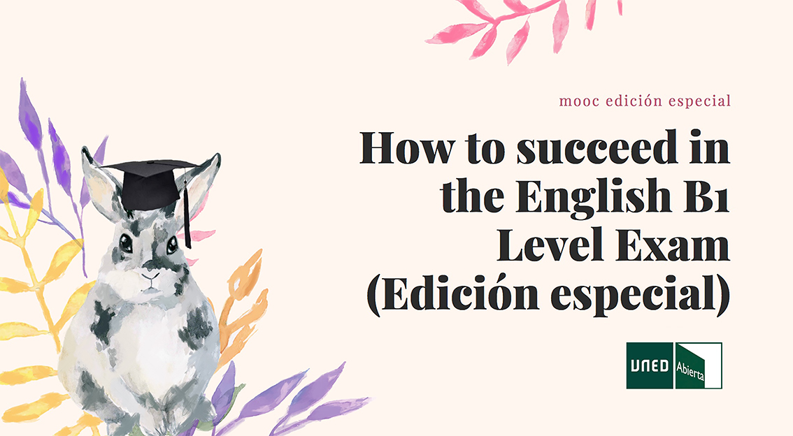 How to succeed in the English B1 Level Exam (Edición especial) EngB1_EDEsp