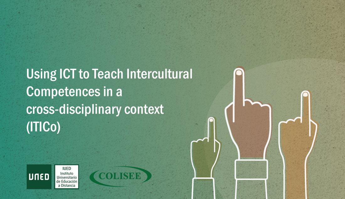Using ICT to teach intercultural competences in a cross-disciplinary context (ITICo) ITICo