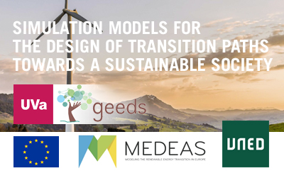 Simulation models for the design of transition paths towards a sustainable society (2020) SMD_MEDEAS_2020